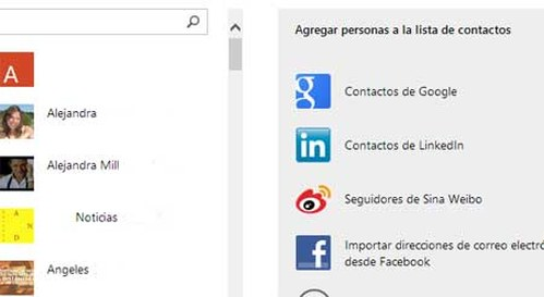 agregar-redes-sociales-en-hotmail